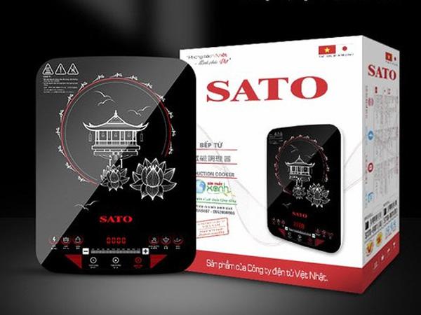 Bếp từ đơn Sato BT045