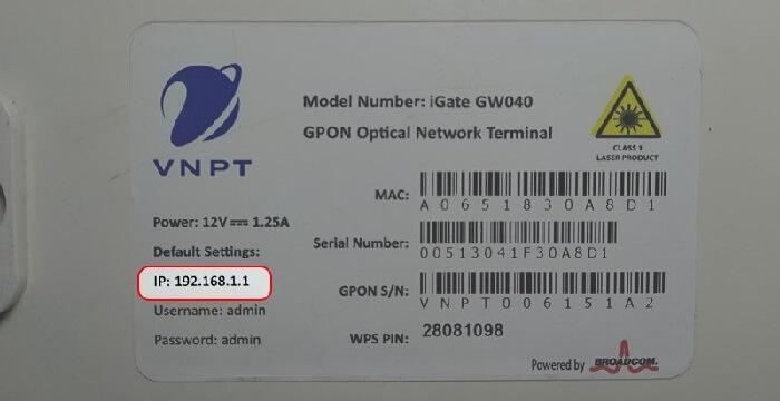 Hướng dẫn cách đổi mật khẩu wifi cho nhà mạng VNPT trên máy tính và điện thoại