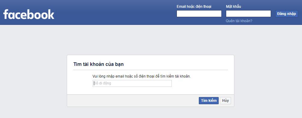 5+ cách lấy lại tài khoản Facebook bị vô hiệu hóa nhanh chóng, thành quả