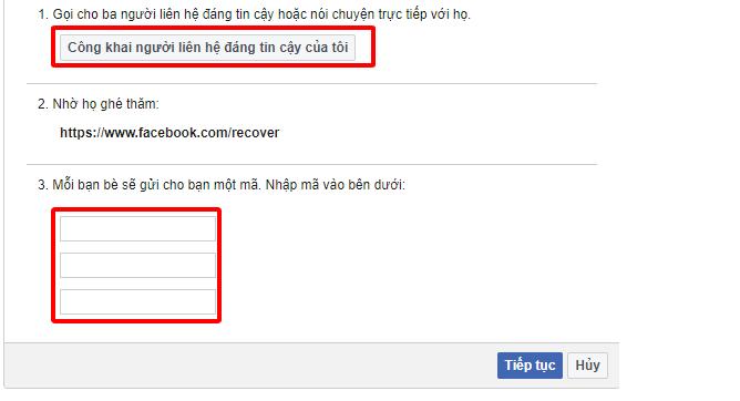 5+ cách lấy lại tài khoản Facebook bị vô hiệu hóa nhanh chóng, thắng lợi