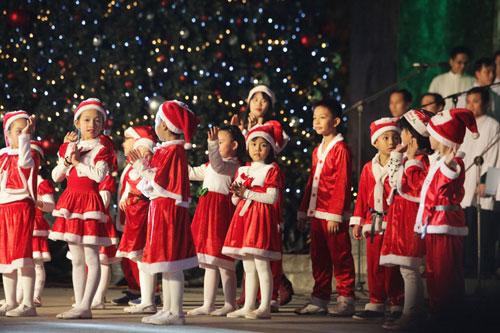 Bài hát Giáng Sinh tiếng Anh