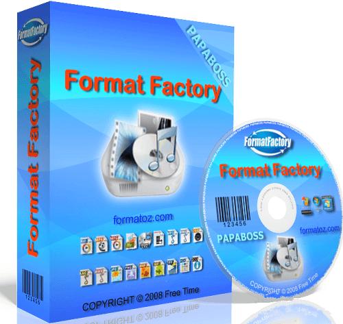 Tải Format Factory ở đâu?