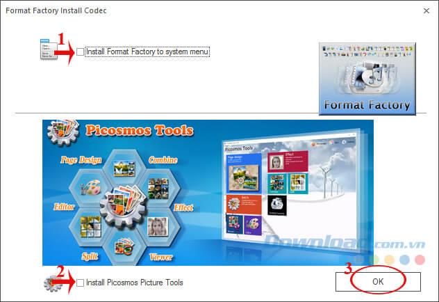 Hướng dẫn cách cài đặt Format Factory