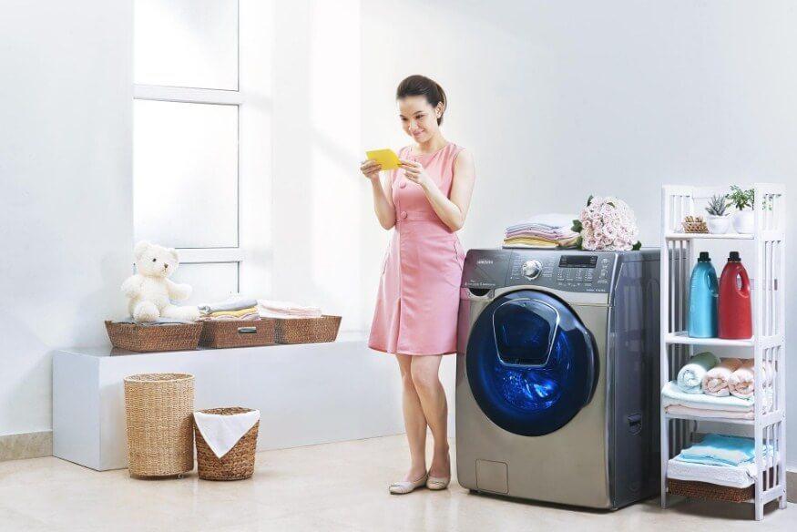 Hướng dẫn bảo trì và vệ sinh máy giặt đúng cách