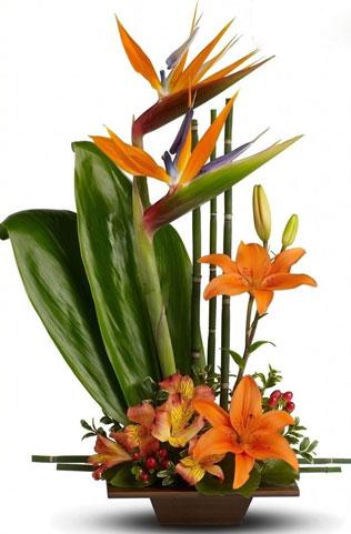 Mẫu cắm hoa chủ đề tri ân