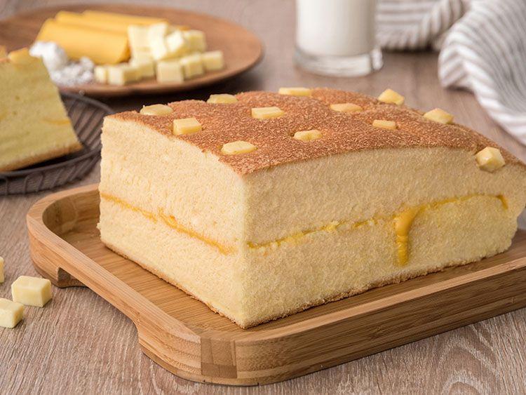 Cách làm bánh bông lan phô mai