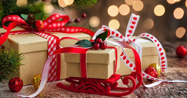 Quà Giáng Sinh cho nam
