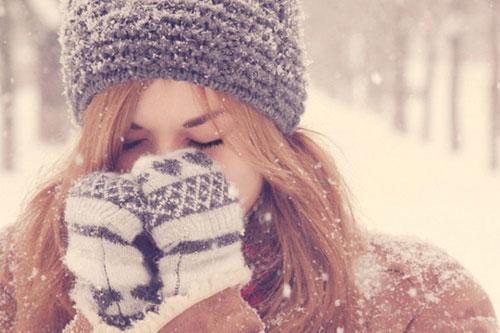 Stt thả thính mùa đông