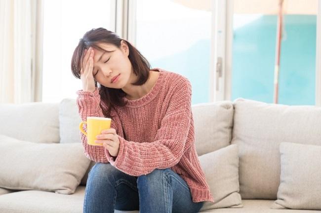 Mệt mỏi là một trong những biểu hiện có thai