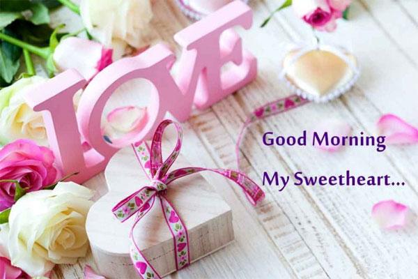 Lời chúc ngày mới ngọt ngào