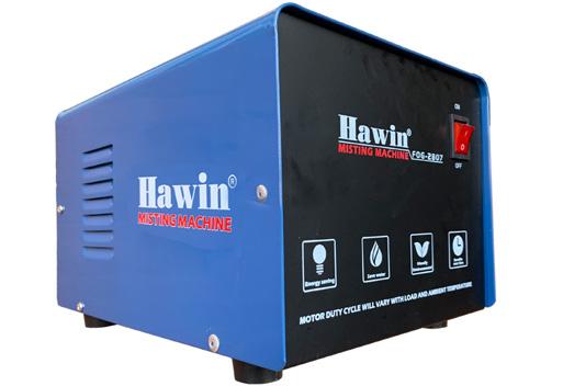 Máy phun sương quán cà phê Hawin FOG - 2807