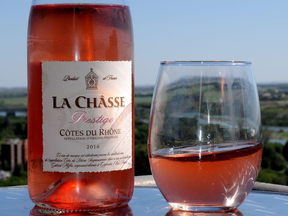 Rượu vang hồng Syrah