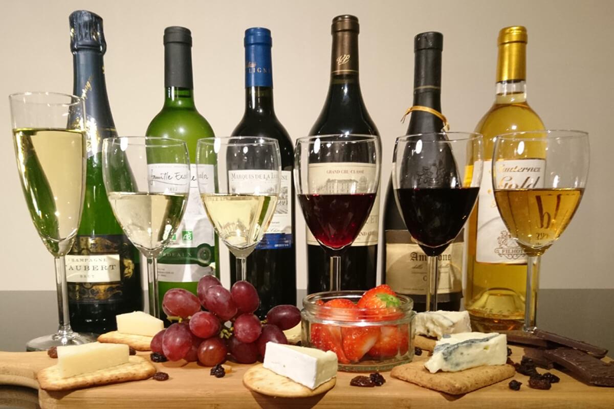Tìm hiểu về rượu vang ngon