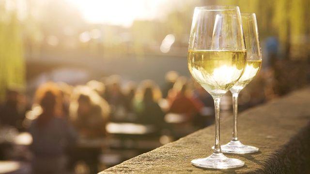 Rượu vang trắng Sauvignon Blanc
