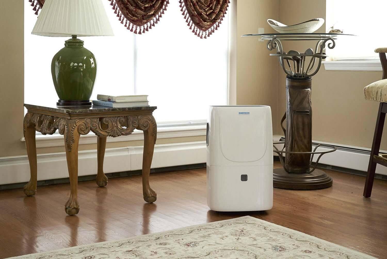 5 máy hút ẩm phòng ngủ giá rẻ, nhỏ gọn, tốt nhất hiện nay