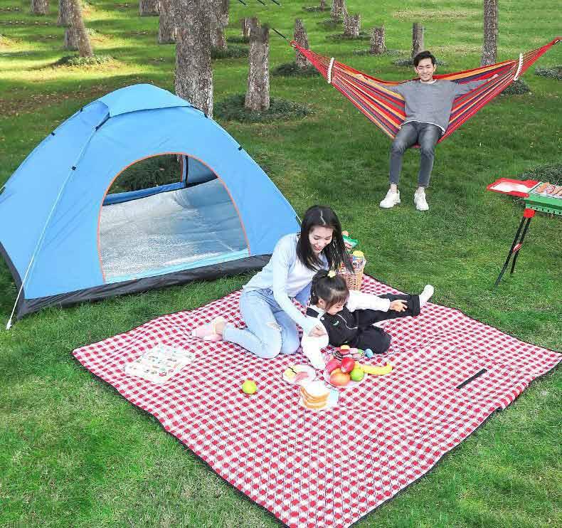Top lều cắm trại tự bung giá rẻ