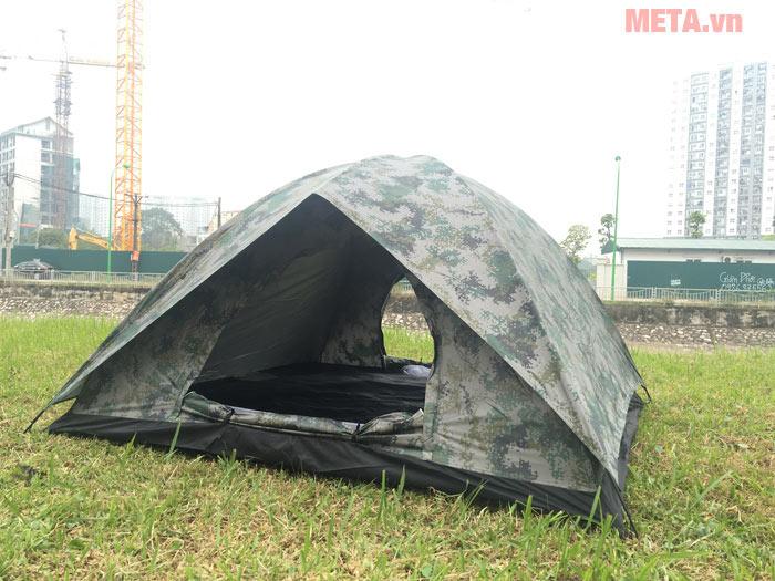 Lều du lịch 2 lớp rằn ri R0402 (4 người)