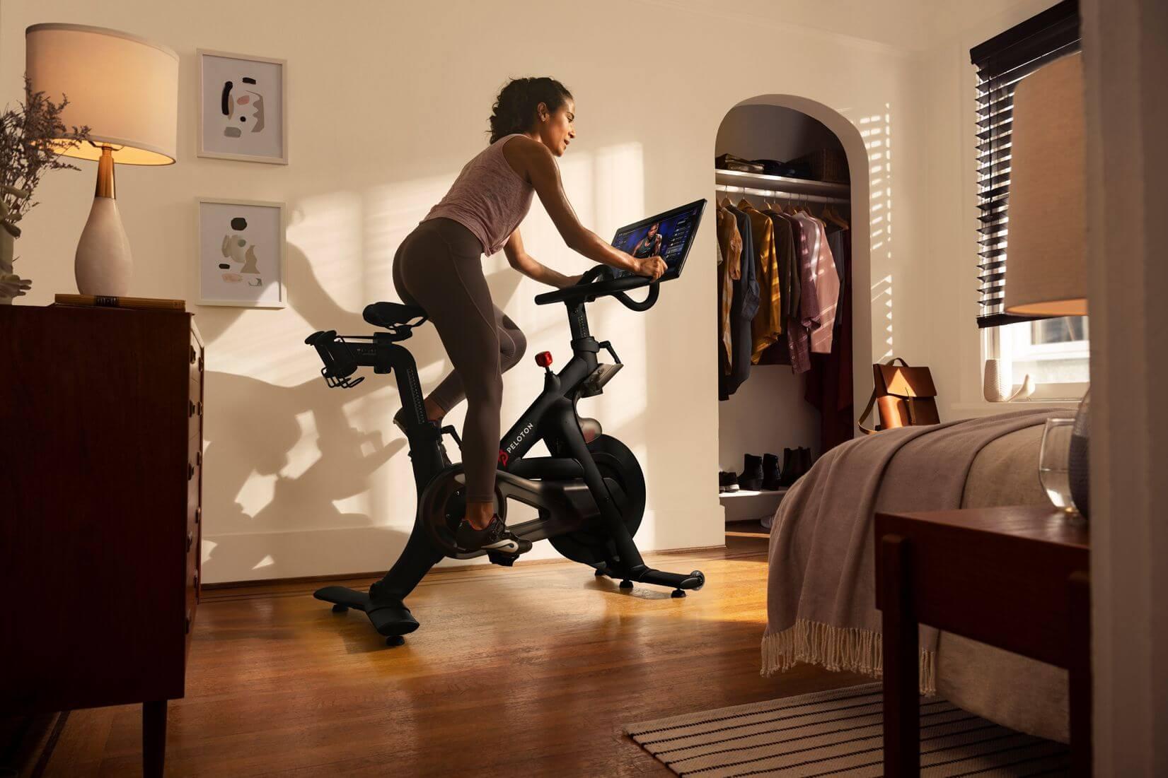 Có nên mua xe đạp tập thể dục?