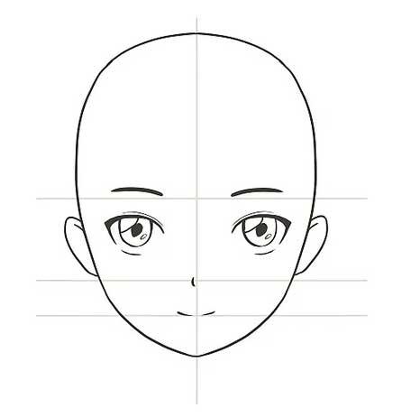 Vẽ tai cho nhân vật anime