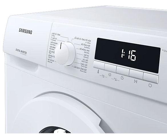 Máy giặt lồng ngang Samsung inverter 8kg WW80T3020WW/SV có 14 chương trình giặt