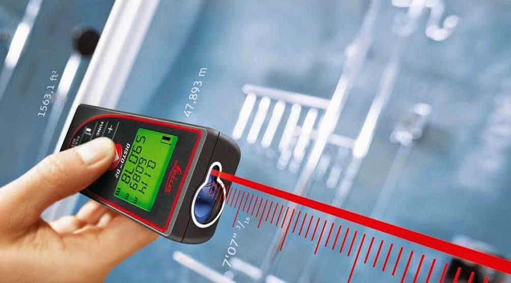 Mua máy đo khoảng cách laser 100m nào sai số thấp, giá tốt?