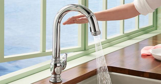 Vòi nước cảm ứng giá rẻ