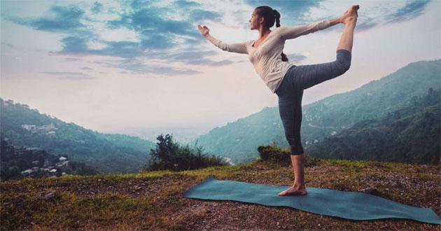 Bài tập yoga buổi sáng