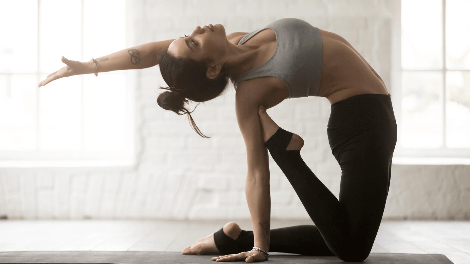 Các bài tập hatha yoga giúp thư giãn, thức tỉnh tâm linh