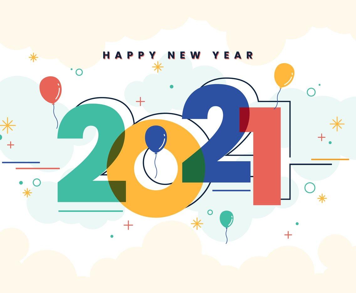 Stt chúc mừng năm mới 2021 cho người yêu