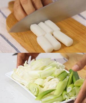 Cách làm bắp cải xào phô mai Hàn Quốc