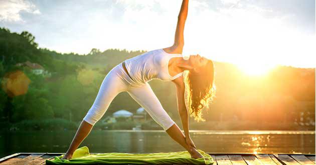 Các bài tập yoga cho người giảm mỡ bụng