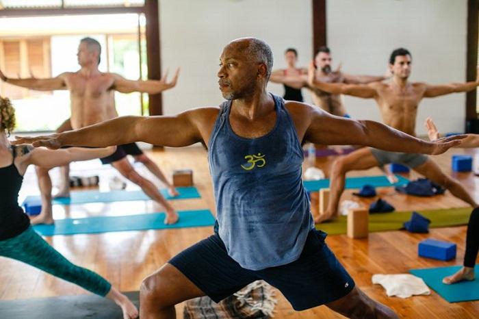 Một số lưu ý khi cho nam giới khi tập yoga