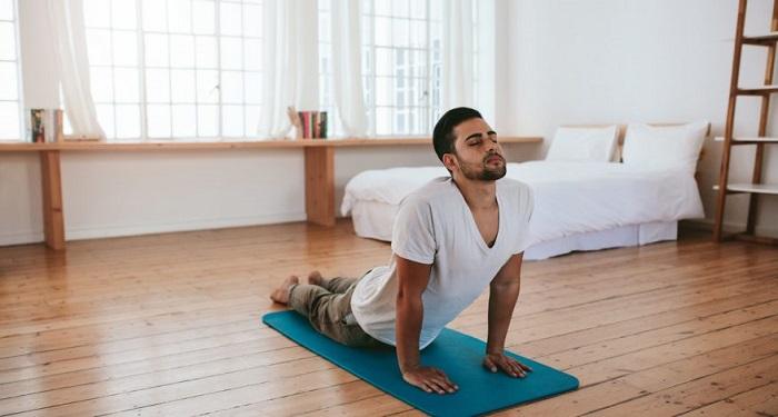 Nam tập yoga được không?