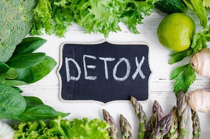 Detox là gì? Tác dụng của nước detox đối với sức khỏe
