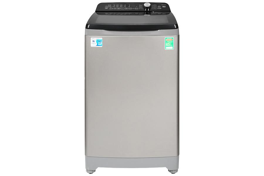 Máy giặt lồng đứng Aqua 10kg AQW-FR100ET.S (mẫu 2020)