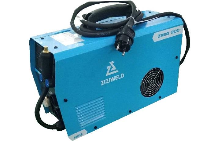 Máy hàn MIG không dùng khí Ziziweld ZMIG 200