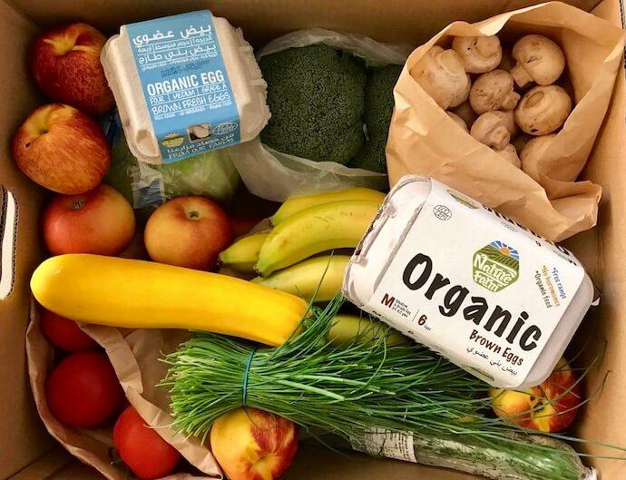 Làm thế nào để nhận biết một sản phẩm hữu cơ?
