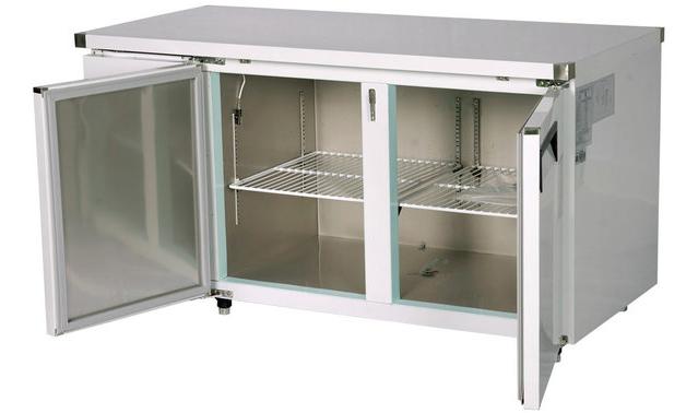 Tủ mát bàn chặt inox 1500mm KIS-XDT15R