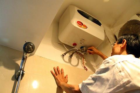 Tìm hiểu các lỗi, cách vệ sinh và cách bảo dưỡng bình nóng lạnh Ariston