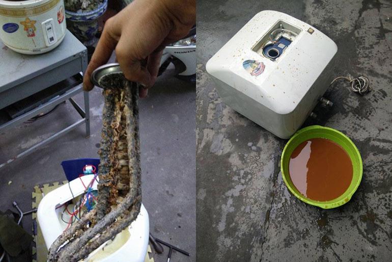 Cách vệ sinh và bảo dưỡng bình nóng lạnh Ariston