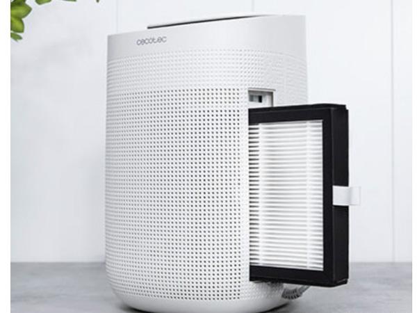 Máy lọc không khí và hút ẩm Cecotec BigDry 2500 PureLight (Màu trắng)