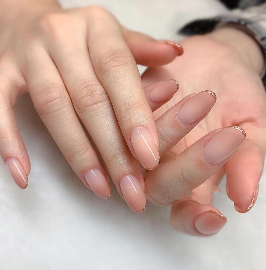 Mẫu móng tay cô dâu
