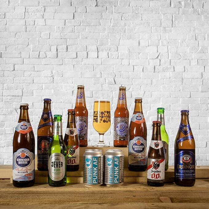 Bia không độ cồn uống có say không?