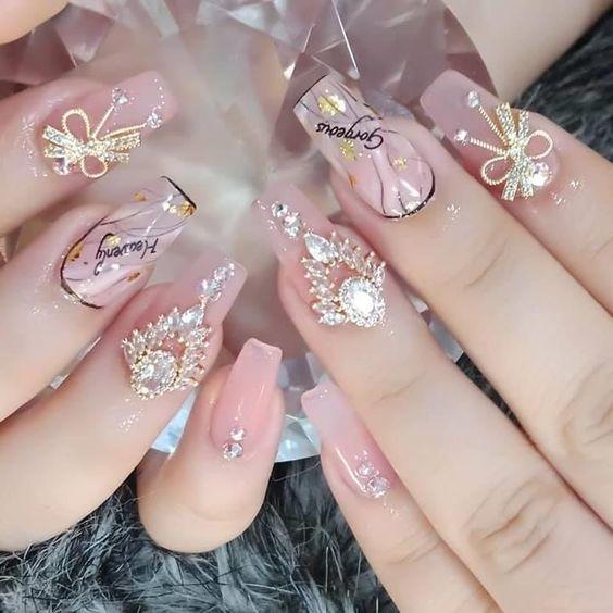 Các kiểu nail đẹp