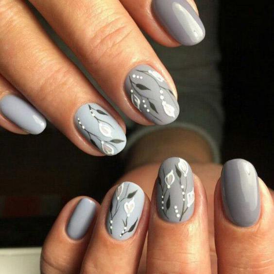 Tay đen nên làm nail màu gì?