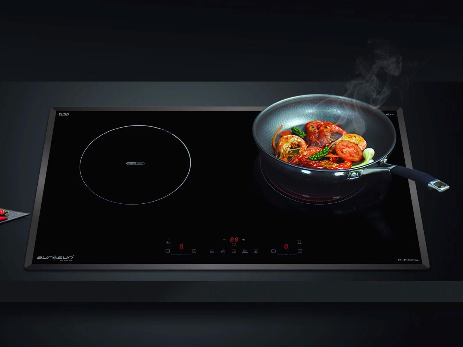 Lắp đặt bếp từ Eurosun