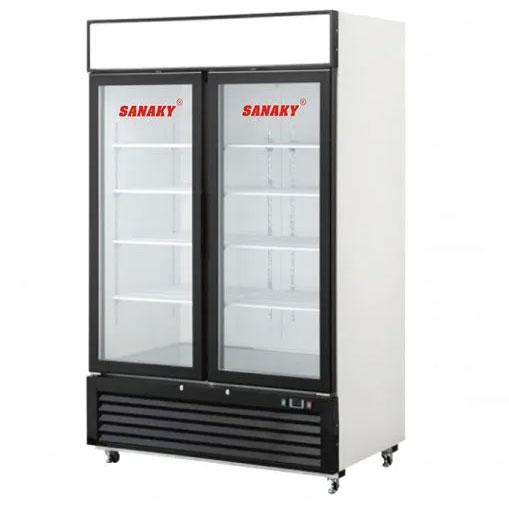 Tủ đông inox Sanaky VH 1368K