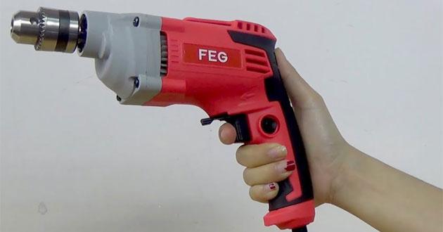 Máy khoan pin FEG