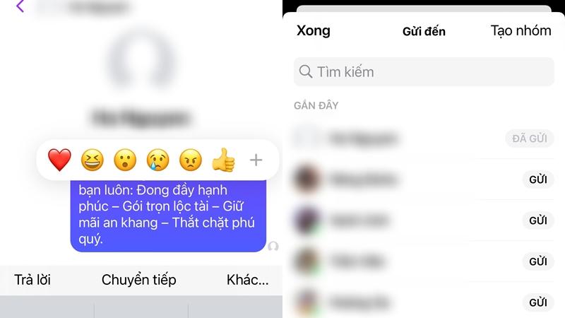 Cách gửi tin nhắn hàng loạt trên Messenger