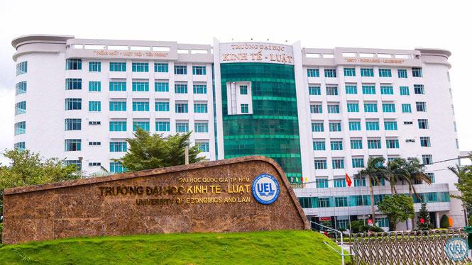 Trường Đại học kinh tế - Luật - UEL